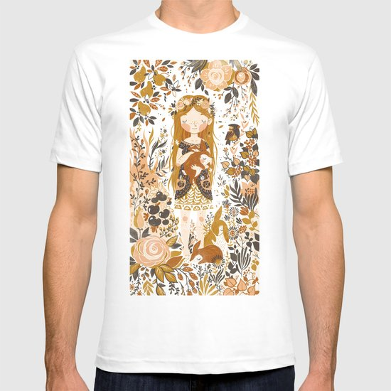 The Queen of Pentacles T-shirt