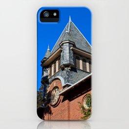 Grand Rapids Ohio Town Hall II iPhone Case