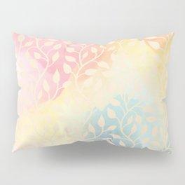 Lovely Leaf Pattern Pillow Sham
