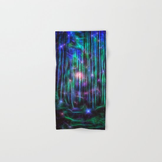 Magical Path ii Hand & Bath Towel