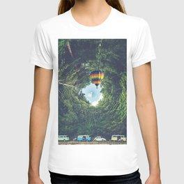 Hole T-shirt