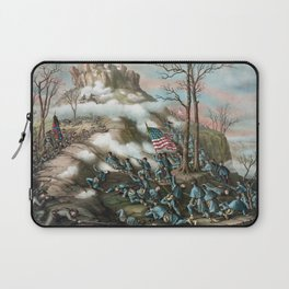 The Battle of Lookout Mountain Laptop Sleeve