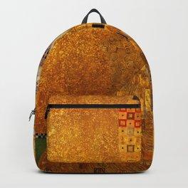 Gustav Klimt portrait painting of Bloch-Bauer Backpack