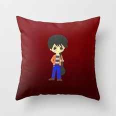 MiniRoc Throw Pillow