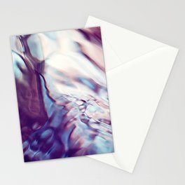 Darkness Inside - Abstract Photography Stationery Cards