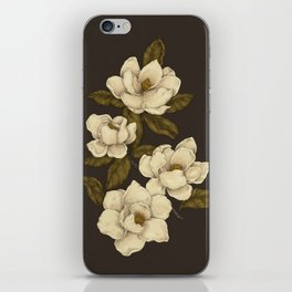 Magnolias iPhone Skin