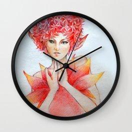 The Fairy Wall Clock