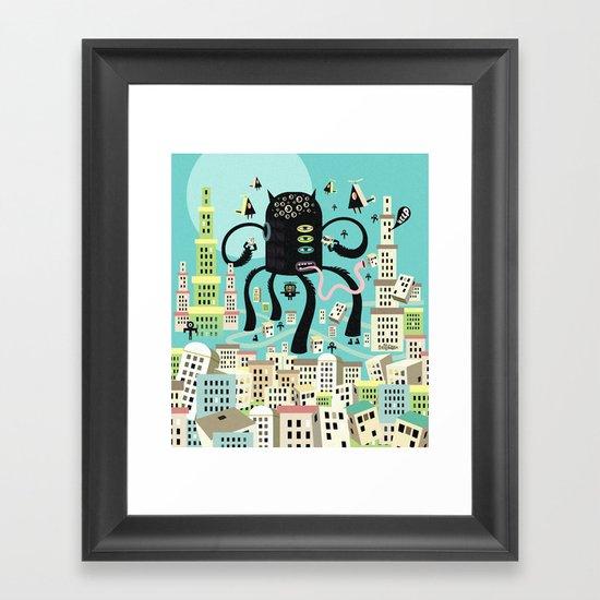 Gobeleur Framed Art Print