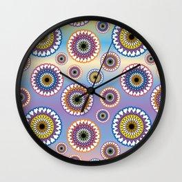 Lotus_Series 2 Wall Clock