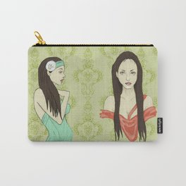 Princesas Carry-All Pouch