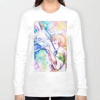 spirited away Long Sleeve T-shirts featuring Spirited Away by Vouschtein