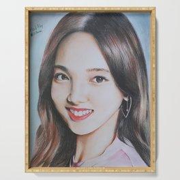 Kpop Twice Nayeon Serving Tray