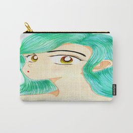Toned & Simple Carry-All Pouch