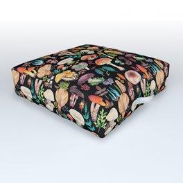 Mushroom heart Outdoor Floor Cushion