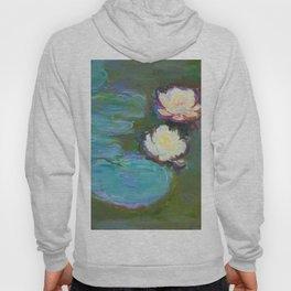 Nympheas by Claude Monet Hoody