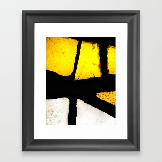 Light and Color II Framed Art Print