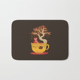 Fall is Here Bath Mat