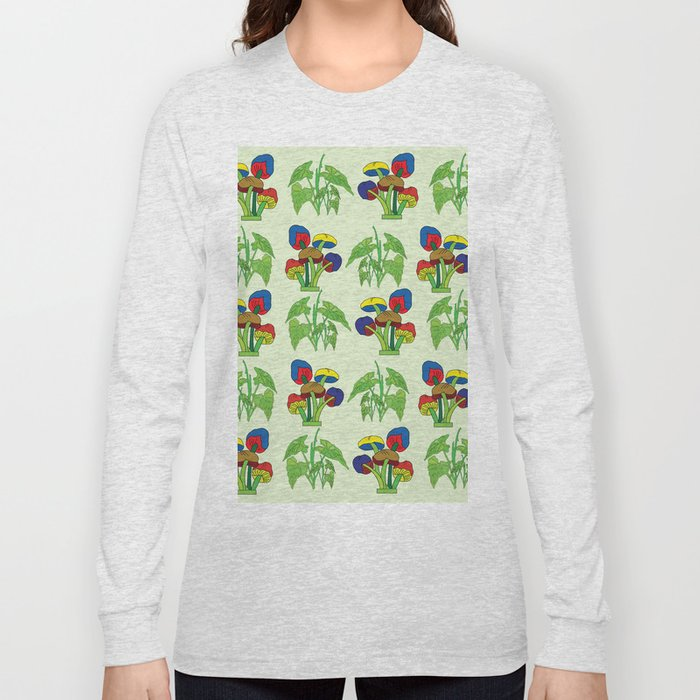 pttern 38 Long Sleeve T-shirt