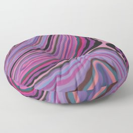 Mineralicious~Pink Agate Floor Pillow