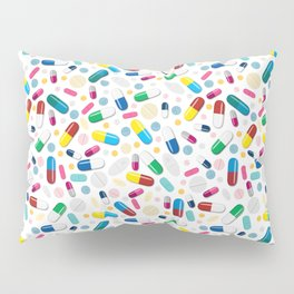 Happy Pills Pillow Sham