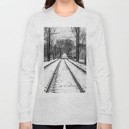 Cold Rails Long Sleeve T-shirt