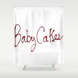 BabyCakes Shower Curtain
