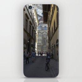 El Duomo Seen From Everywhere iPhone Skin