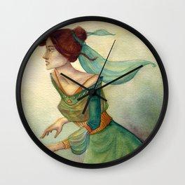 Helena Wall Clock