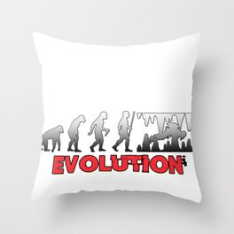 Cave Diving  Scuba  Diver Cavers Caves Divers Gift Throw Pillow