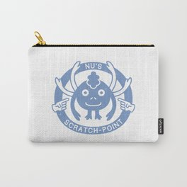 Nu's Scratch-Point (Chrono Trigger) Carry-All Pouch