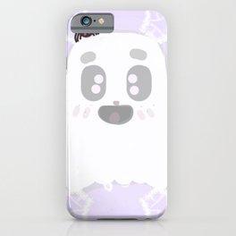 Ghosty Friend iPhone Case