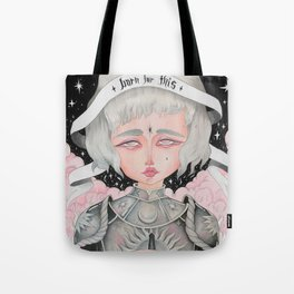 Born for This Tote Bag