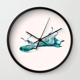 Wolf 3 Wall Clock