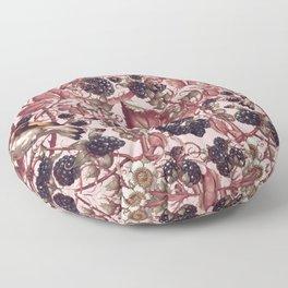 Garden Ornament IV Floor Pillow