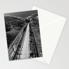 Point Reyes Lighthouse B&W Stationery Cards