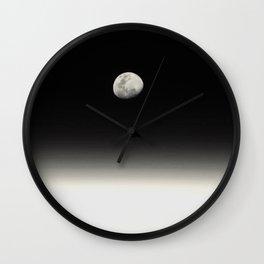 Luna ii Wall Clock