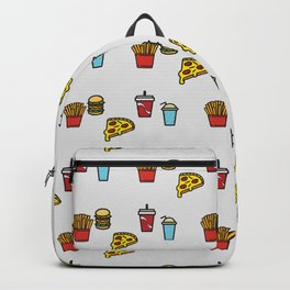 Baesic Fast Food Pack Backpack