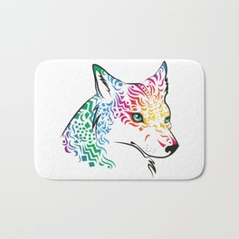 spiritwolf Bath Mat