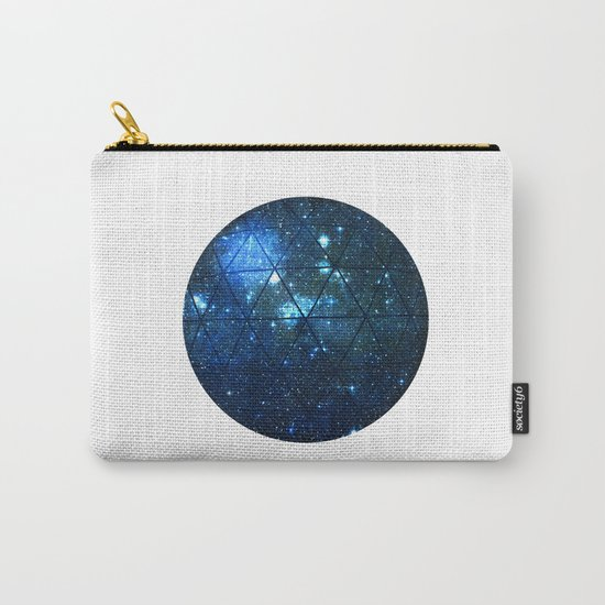 Star Geodesic Carry-All Pouch