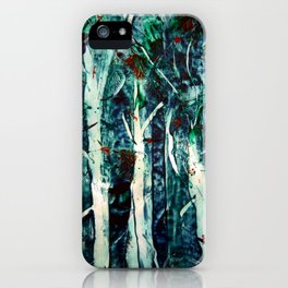 ForestNight iPhone Case