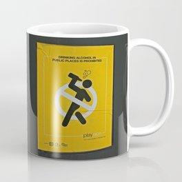 Drinking Prohibited on the Streets of Dublin, Ireland Coffee Mug