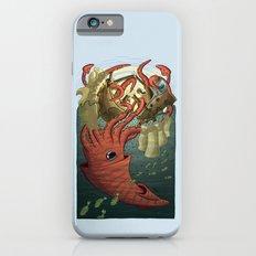 Kraken Attack iPhone 6s Slim Case