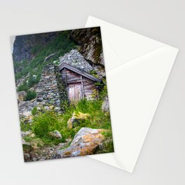 OldHouse Stationery Cards