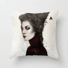Prisoner Throw Pillow