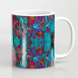 Emerald tree geometry IV Coffee Mug