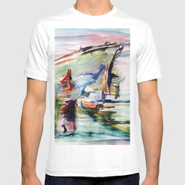 Navigating the existence T-shirt