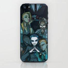 Diabolical Posse iPhone Skin