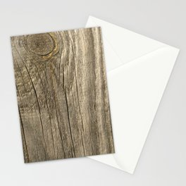 Texture #1 Wood Stationery Cards