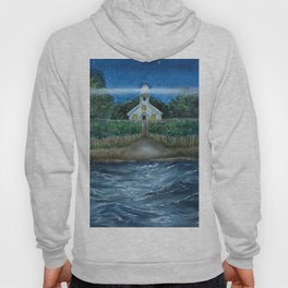 Mission Point Lighthouse Hoody