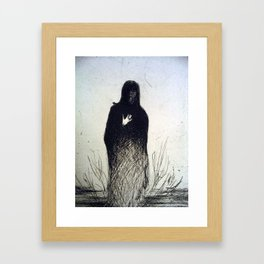 Mary Framed Art Print